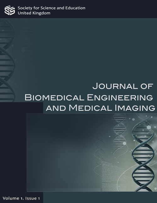 View Vol. 1 No. 1 (2014): Journal of Biomedical Engineering and Medical Imaging