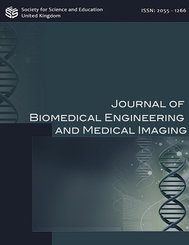 View Vol. 6 No. 5 (2019): Journal of Biomedical Engineering and Medical Imaging