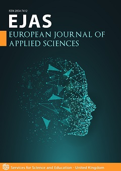 View Vol. 9 No. 4 (2021): European Journal of Applied Sciences