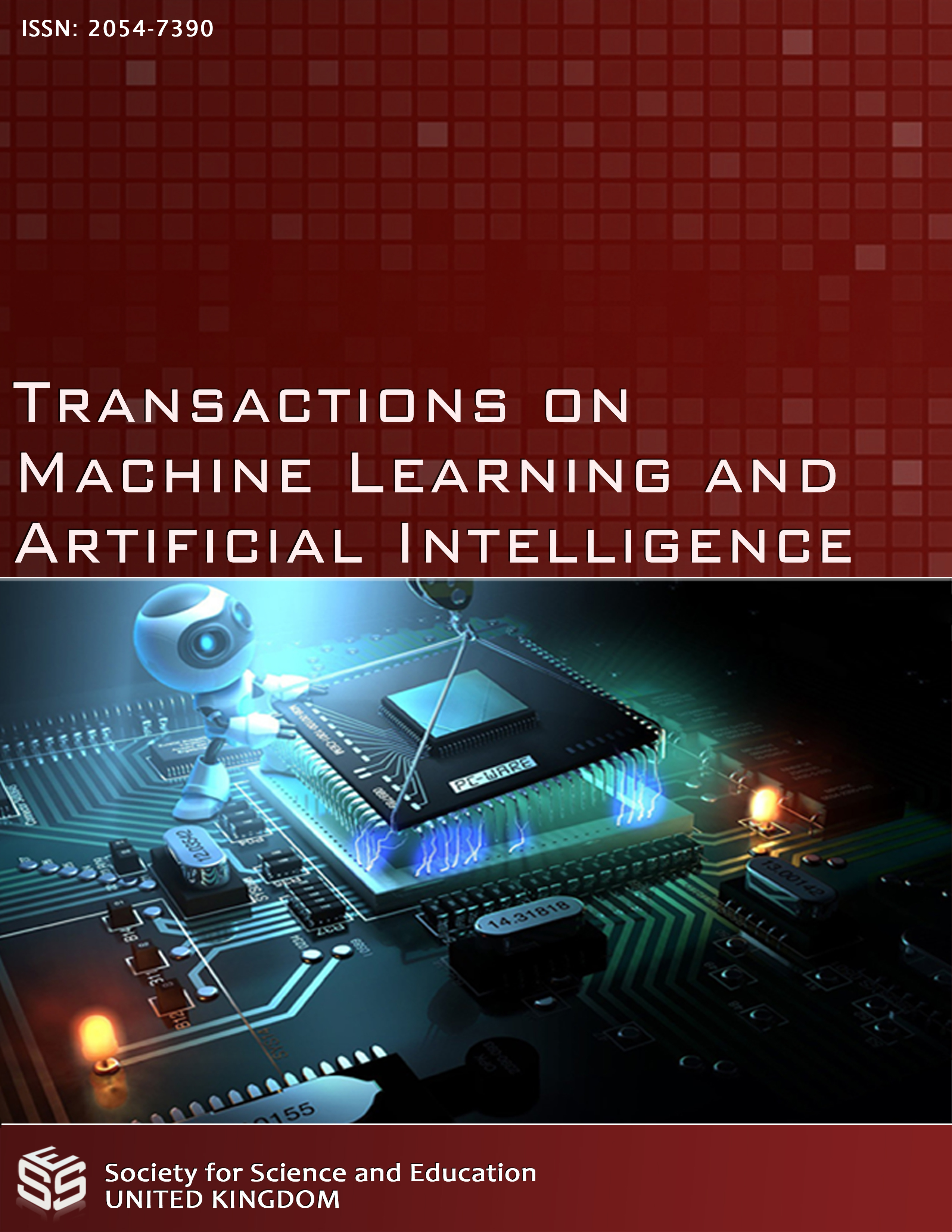 View Vol. 9 No. 2 (2021): Transactions on Machine Learning and Artificial Intelligence