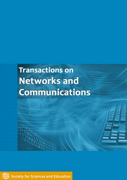 View Vol. 9 No. 3 (2021): Transactions on Networks and Communications
